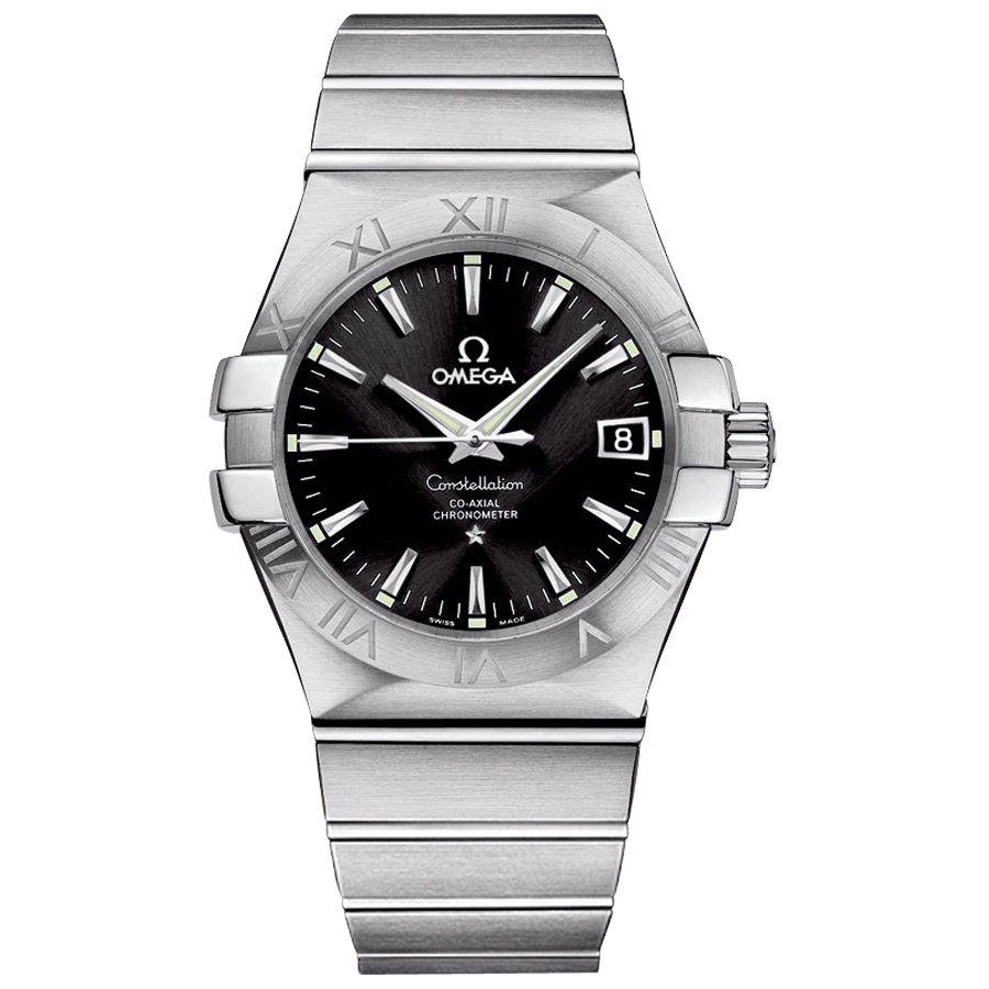 Copy Omega Watches Constellation 123.10.35.20.01.001 men automatic mechanical watch [44a7]