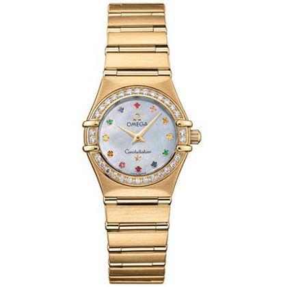 Quartz 1167.79.00 Copy Omega Watches Constellation Ladies Watch [a332]
