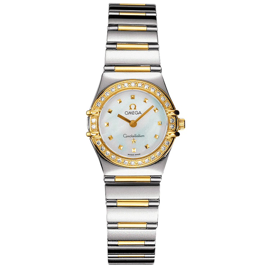 Quartz 1365.71.00 Copy Omega Watches Constellation Ladies Watch '95 table [fac9]