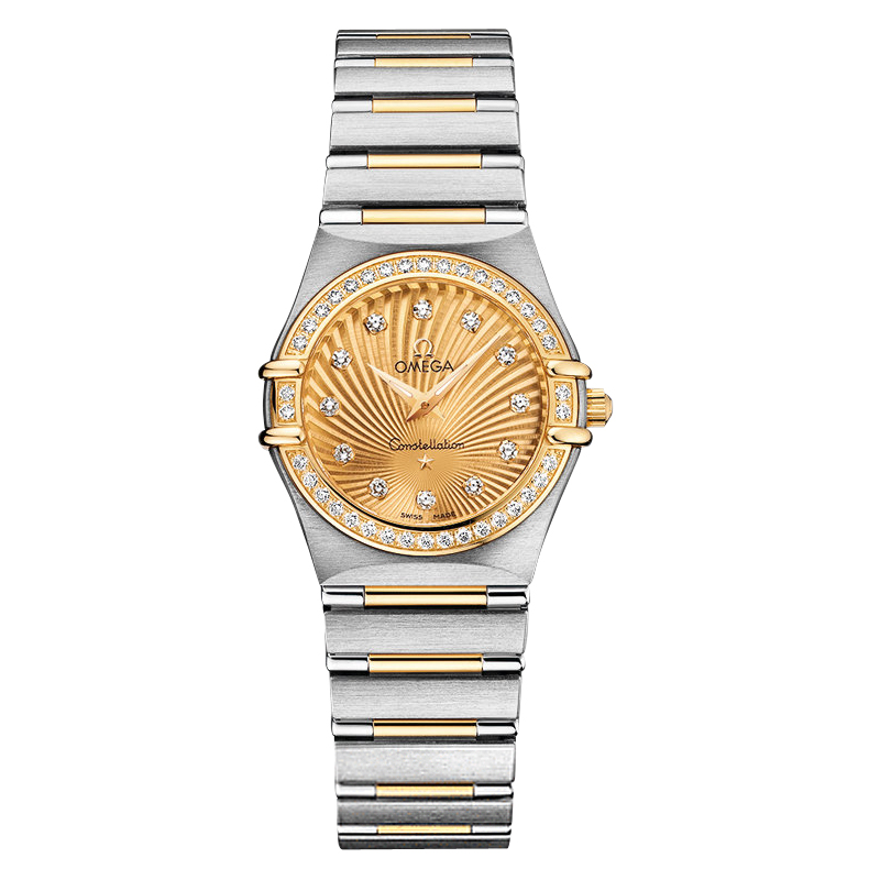 111.25.26.60.58.001 Copy Omega Watches Constellation Ladies Quartz watch  [2304]