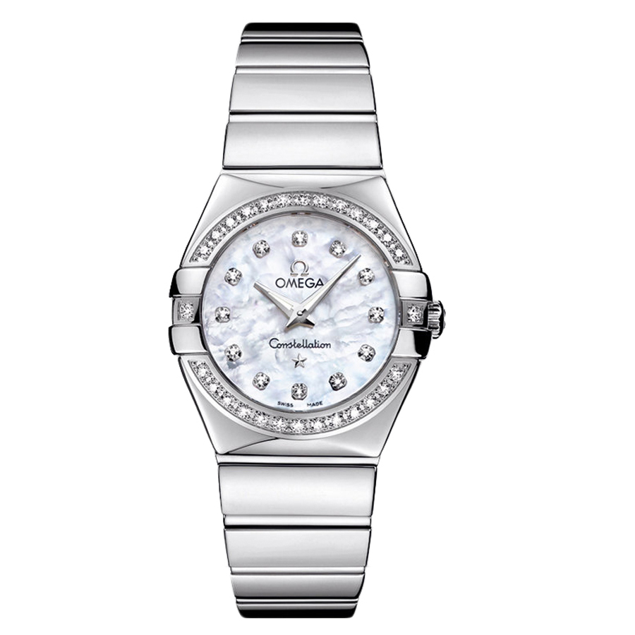 123.15.27.60.55.003 Copy Omega Watches Constellation Ladies Quartz watch [927b]