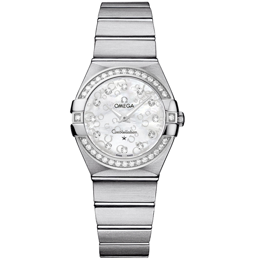 123.15.27.60.55.005 Copy Omega Watches Constellation Ladies Quartz watch [c57a]