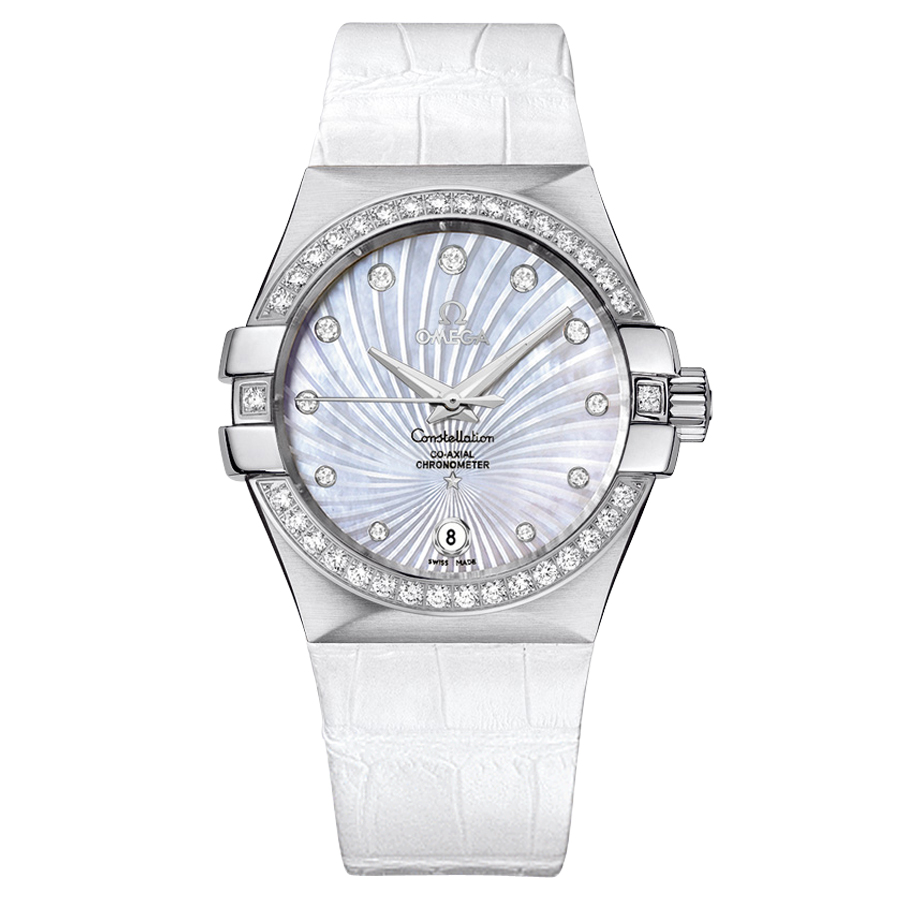 123.18.35.20.55.001 Copy Omega Watches Constellation Ladies Quartz watch [3bc4]