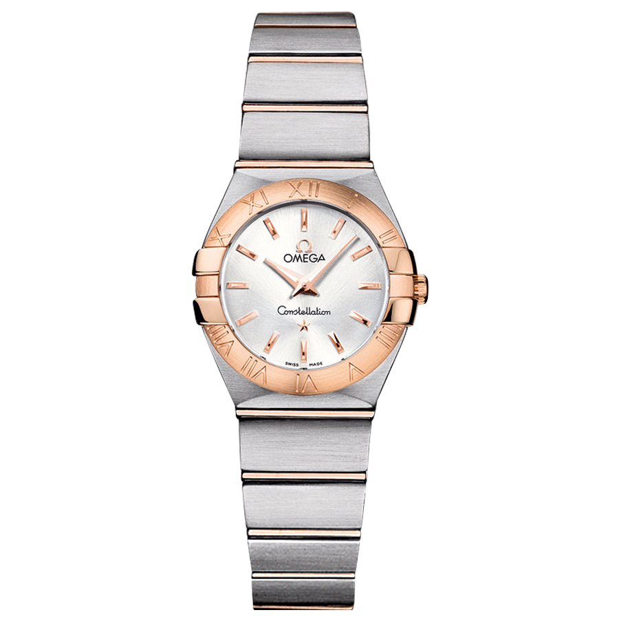 123.20.24.60.02.001 Copy Omega Watches Constellation Ladies Quartz watch [1a52]