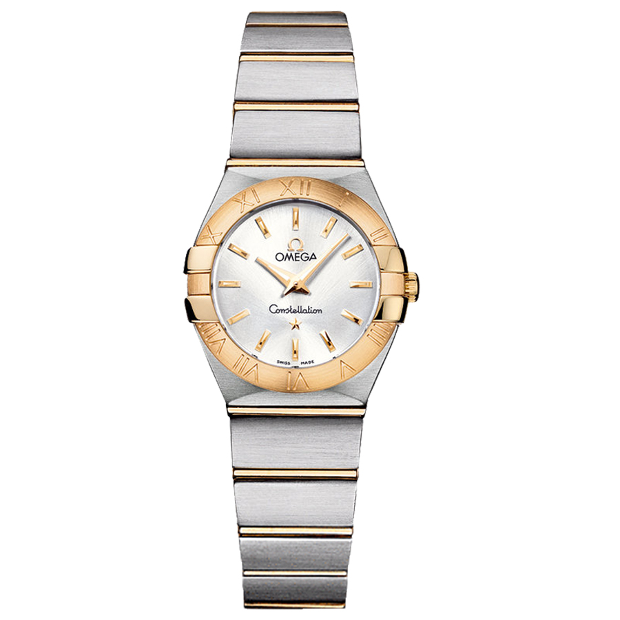 123.20.24.60.02.002 Copy Omega Watches Constellation Ladies Quartz watch [47ec]