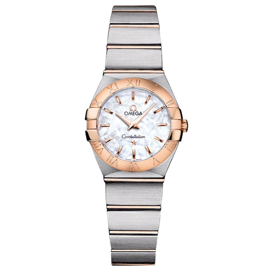 123.20.24.60.05.001 Copy Omega Watches Constellation Ladies Quartz watch [1316]
