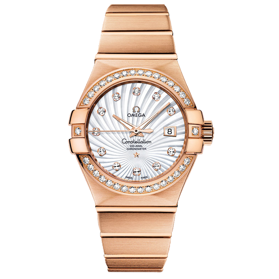 123.55.31.20.55.001 Copy Omega Watches Constellation Ladies Watch Automatic mechanical [dd0b]