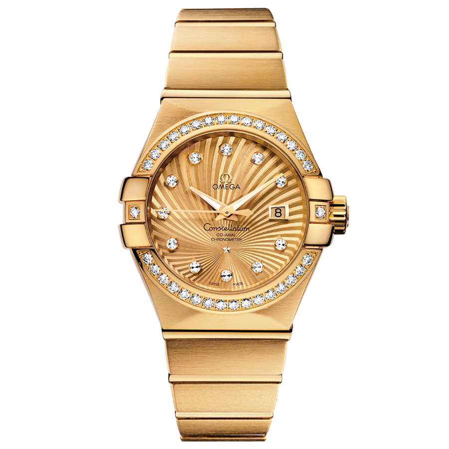 123.55.31.20.58.001 Copy Omega Watches Constellation Ladies Watch Automatic mechanical [27c9]