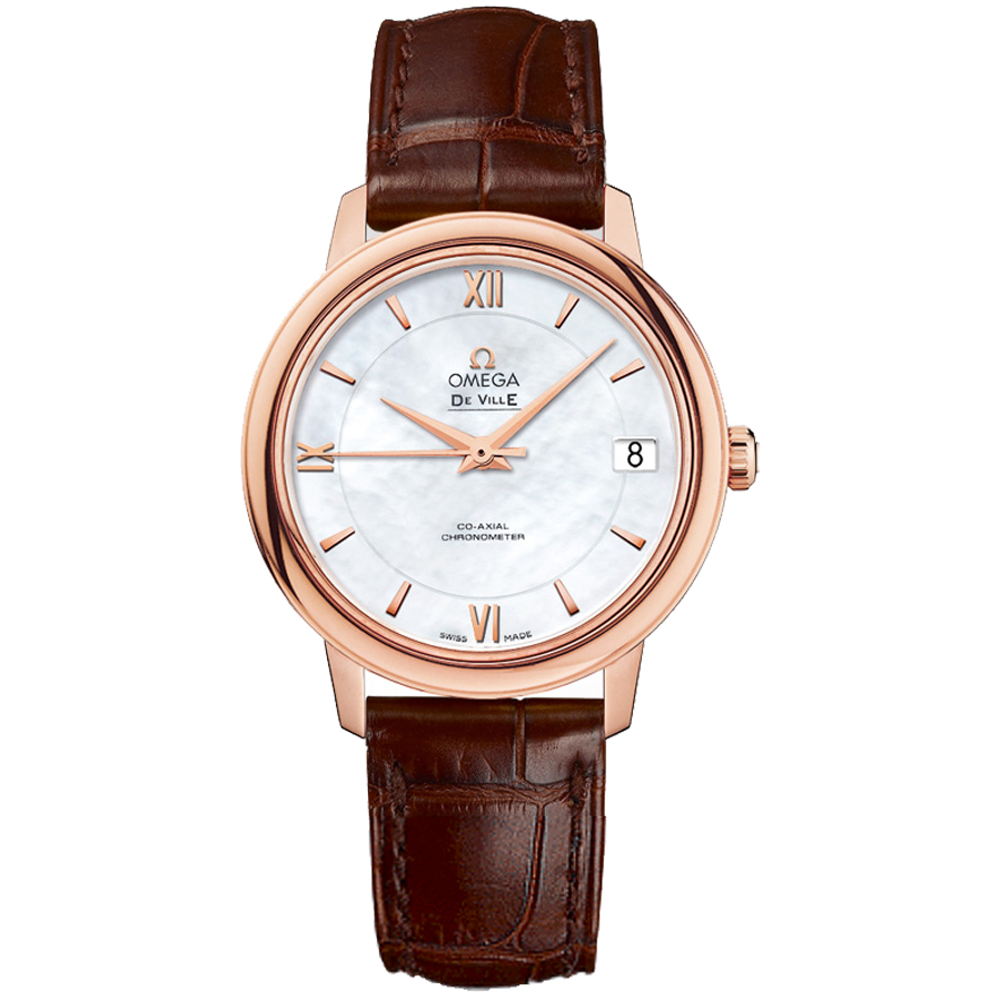 424.53.33.20.05.001 Omega Watches Copy De Ville Ladies automatic mechanical watches [f2df]
