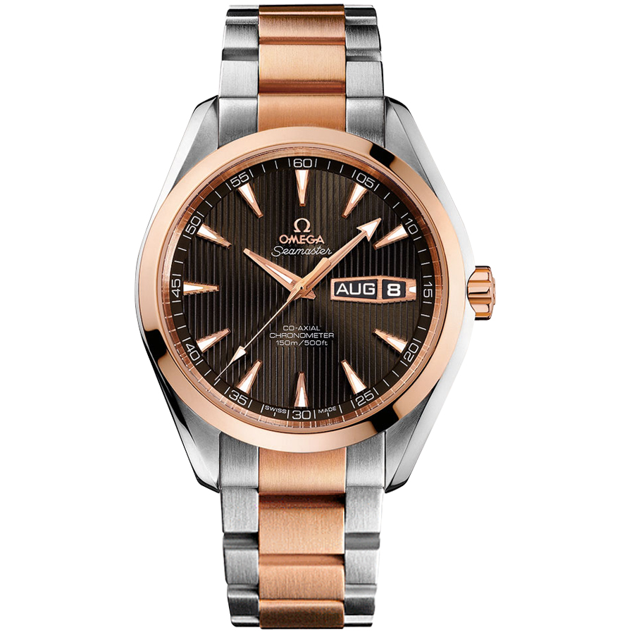 Omega Watches Copy Seamaster 231.20.43.22.06.001 men's automatic mechanical watches [94d3]