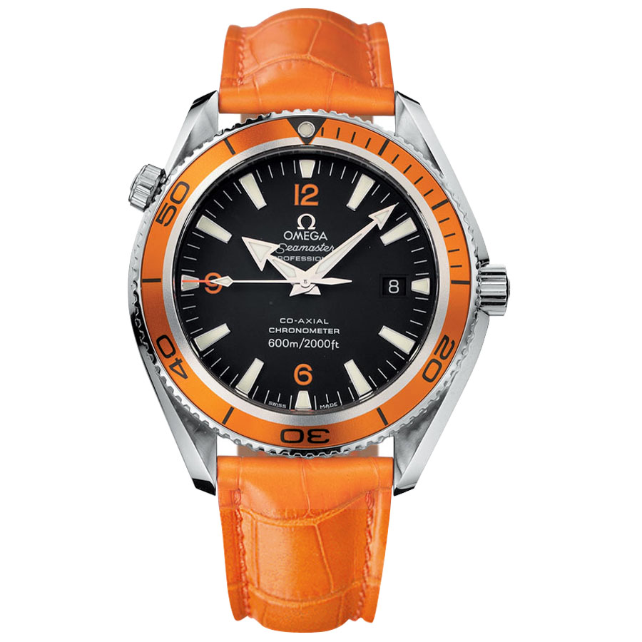 Omega Watches Copy Seamaster 2909.50.38 Men's Automatic mechanical watches Phelps endorsement [01af]
