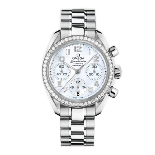 Omega Watches Copy Speedmaster 324.15.38.40.05.001 automatic mechanical female form [edf1]