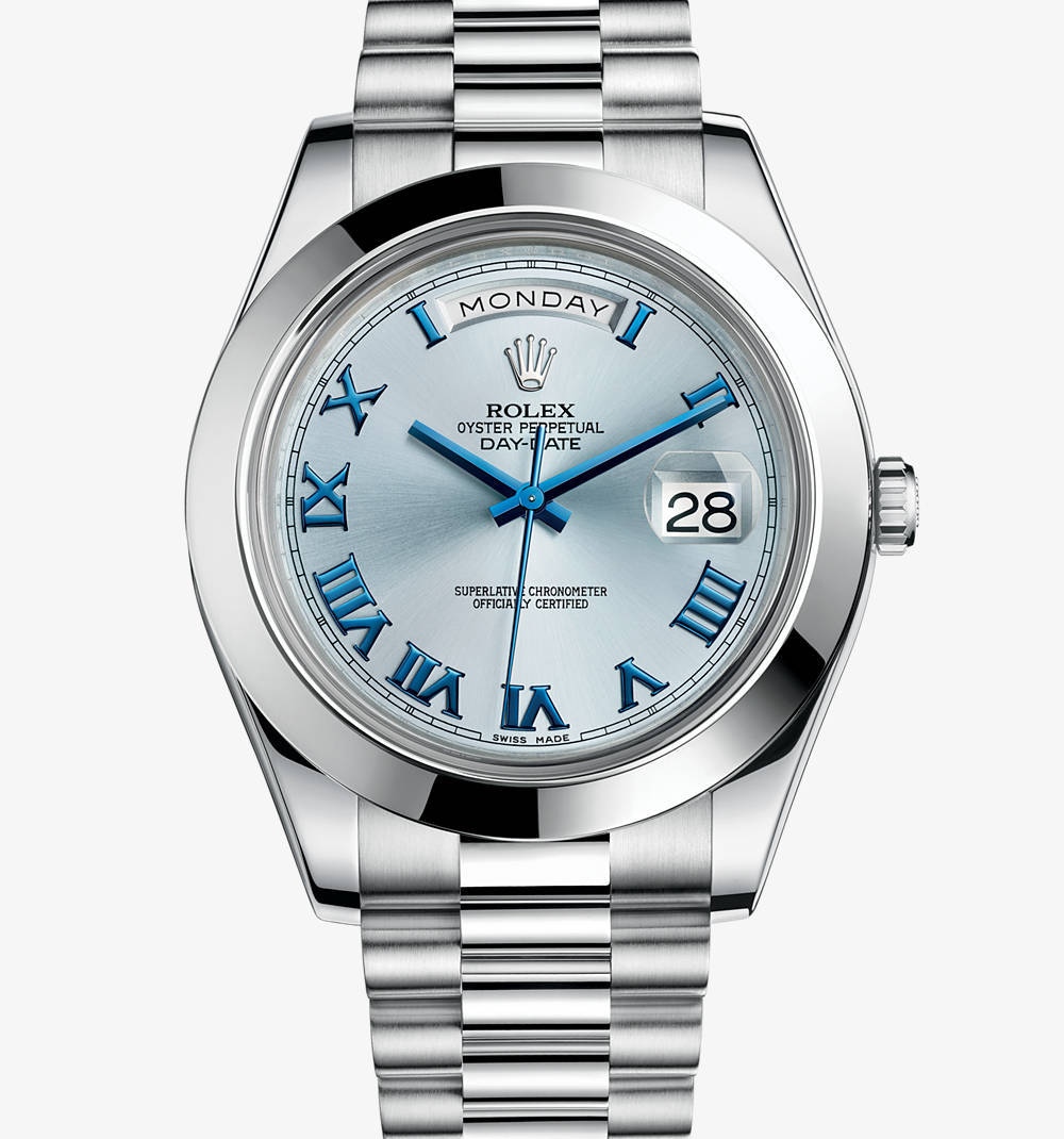 Replica Rolex Day-Date II Watch - Rolex Timeless Luxury Watches [5921]
