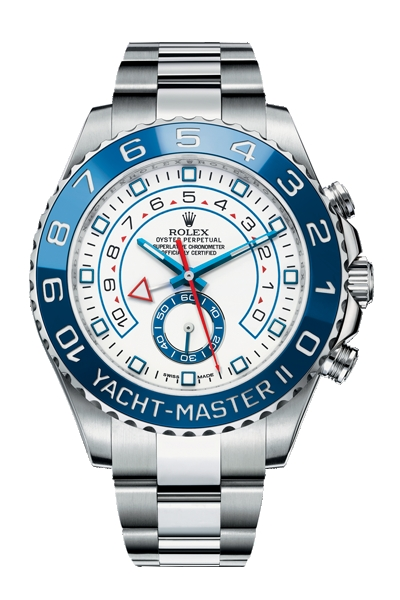 Replica Nya Rolex Yacht-Master II Watch: Baselworld 2013 [6318]