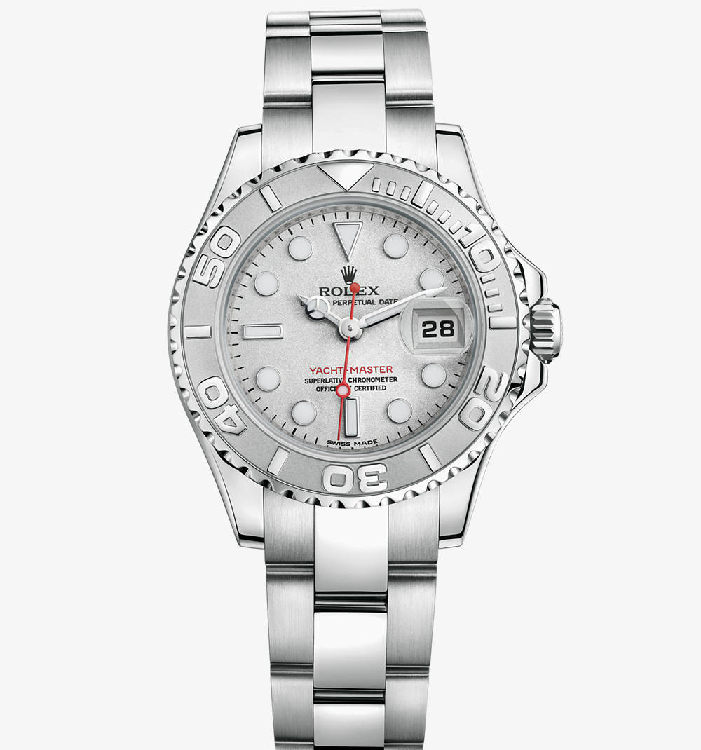 Replica Rolex Yacht-Master Watch: Rolesium - combination of 904L steel and platinum – M169622-0002 [a7f7]