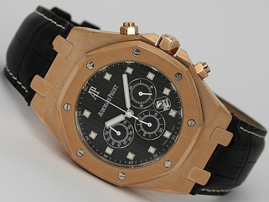 Fancy Audemars Piguet Royal Oak 30th Anniversary Working Chronograph AAA Watches [O4I4]