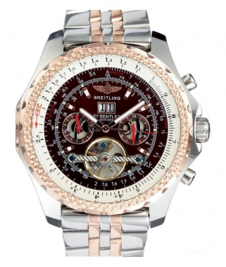 Cool Breitling Bentley Mulliner tourbillon BR-1332 AAA Watches [K3V2]