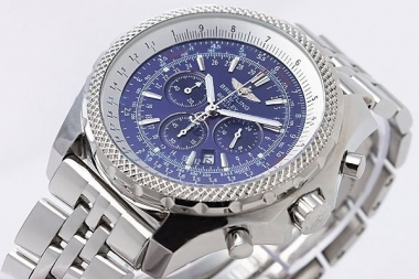 Cool Breitling For Bentley Working Chronograph Quartz Stainless Steel AAA Watches [Q1A1]
