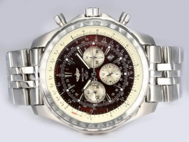 Gorgeous Breitling for Bentley Motors T Chronograph Automatic with Brown Dial AAA Watches [B4U8]