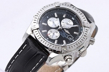 Popular Breitling Chronomat Evolution working Chronograph Automatic AAA Watches [X6H2]
