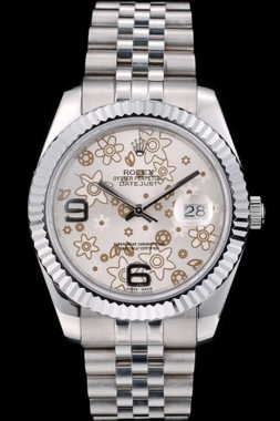 Fancy Rolex Datejust AAA ure [H1M1]