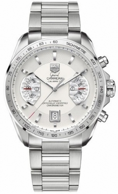 Gorgeous Tag Heuer Grand Carrera Calibre 17 RS Cronógrafo CAV511B.BA0902 R AAA Relojes [C9R6]