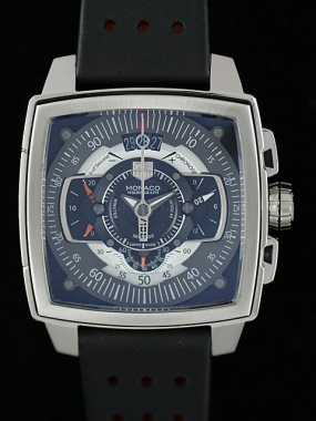 Great TAG Heuer Monaco Mikrograph Chronograph AAA Watches [D3L7]