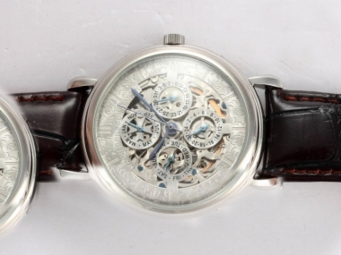 Great Vacheron Constantin Skeleton Perpetual Calender AAA Watches [Q5A5]