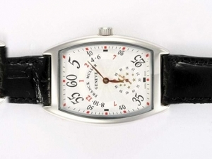 Cool Franck Muller Classic Automatic med Black Dial AAA klockor [H9P8]